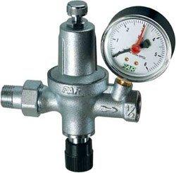 Установка редуктора давления воды в Тольятти, подключение регулятора давления воды в г.Тольятти